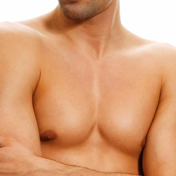 Reducción de ginecomastia