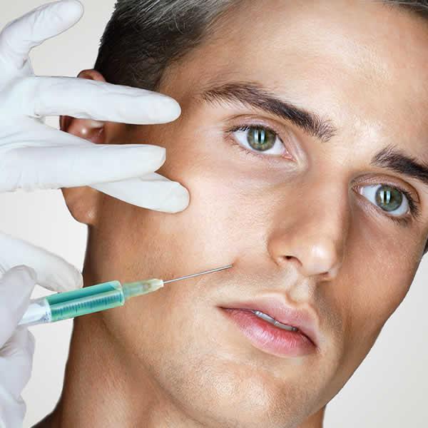 Relleno facial para surcos (Ácido hialurónico y con grasa)