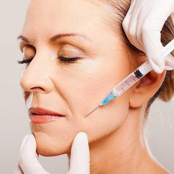 Toxina botulínica para arrugas botox